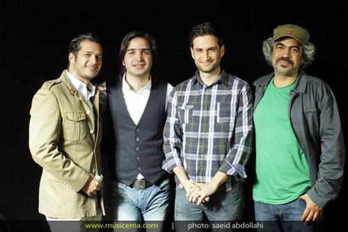 تصاویر کنسرت محسن یگانه   جشن تولد محسن یگانه