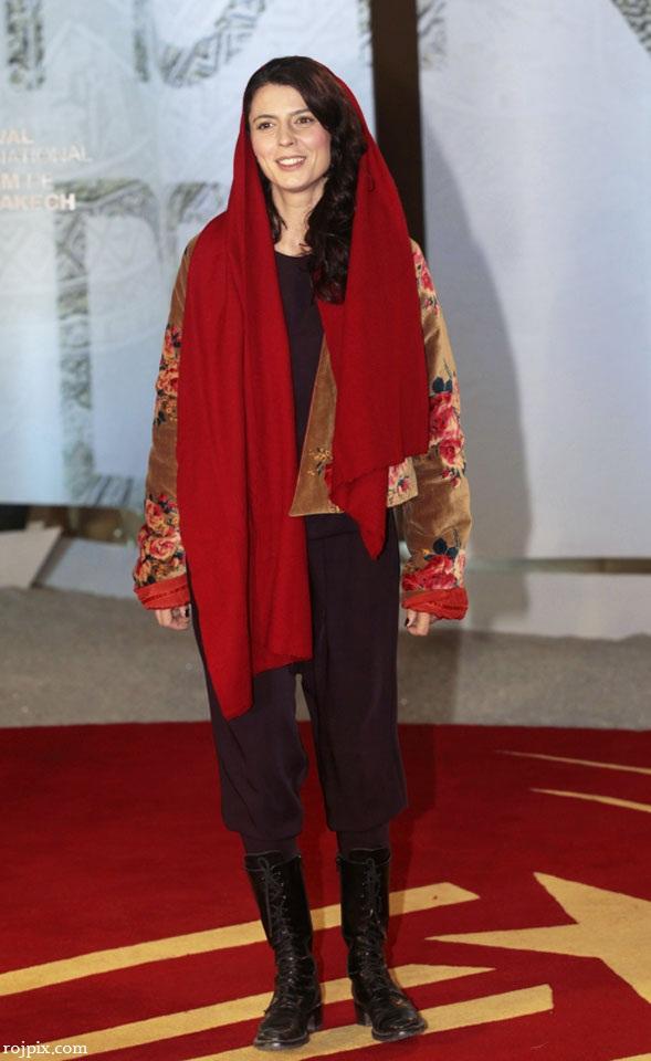 لباس های لیلا حاتمی درباره او چه میگویند؟